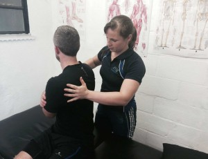 Sports massage in Cambridge