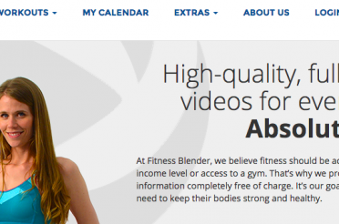 Our top 4 recommendations for free home workout videos