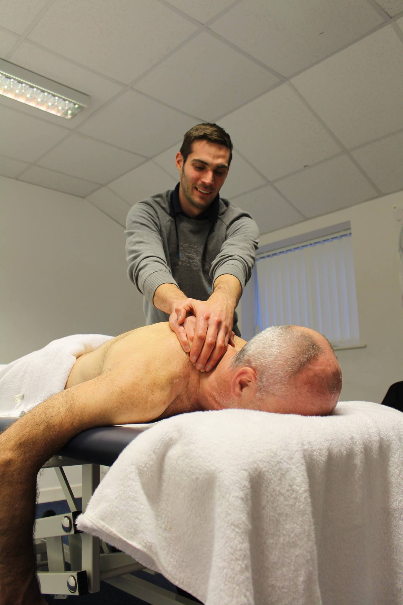 Sport Massage Cambridge - HeadStart Clinics