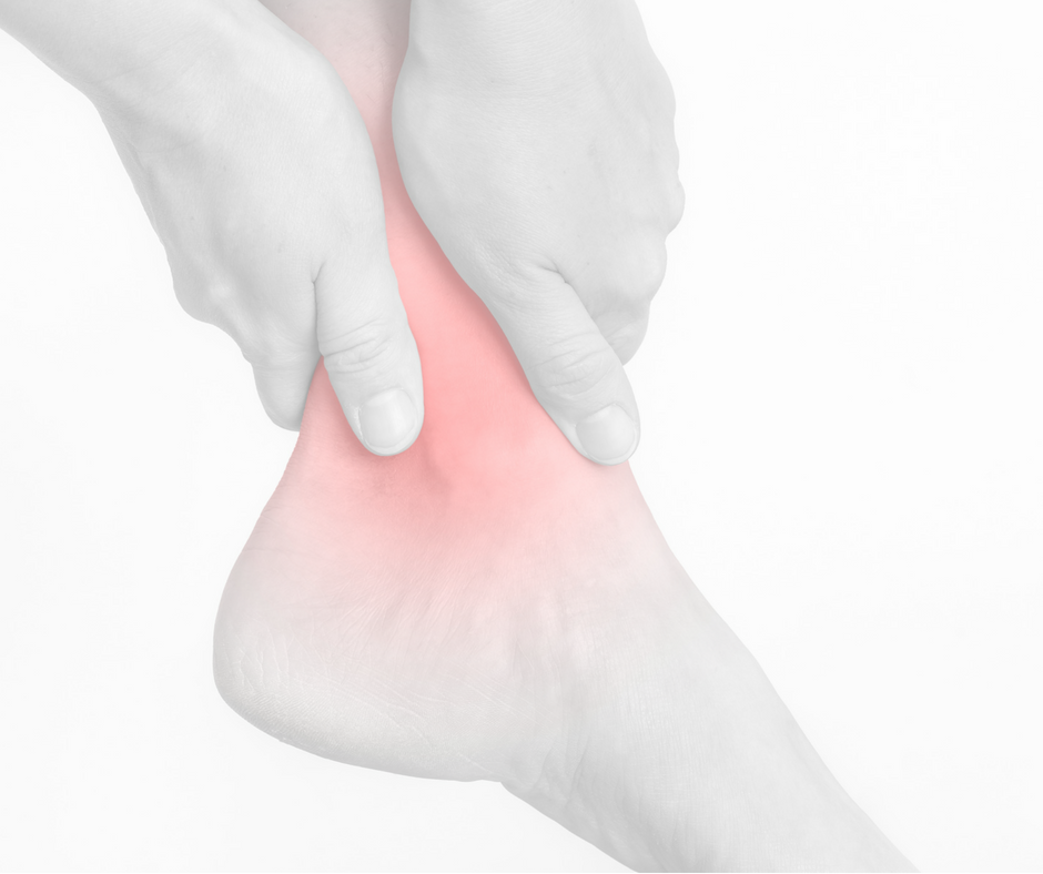Can Sports Massage help Ankle & Foot Pain?