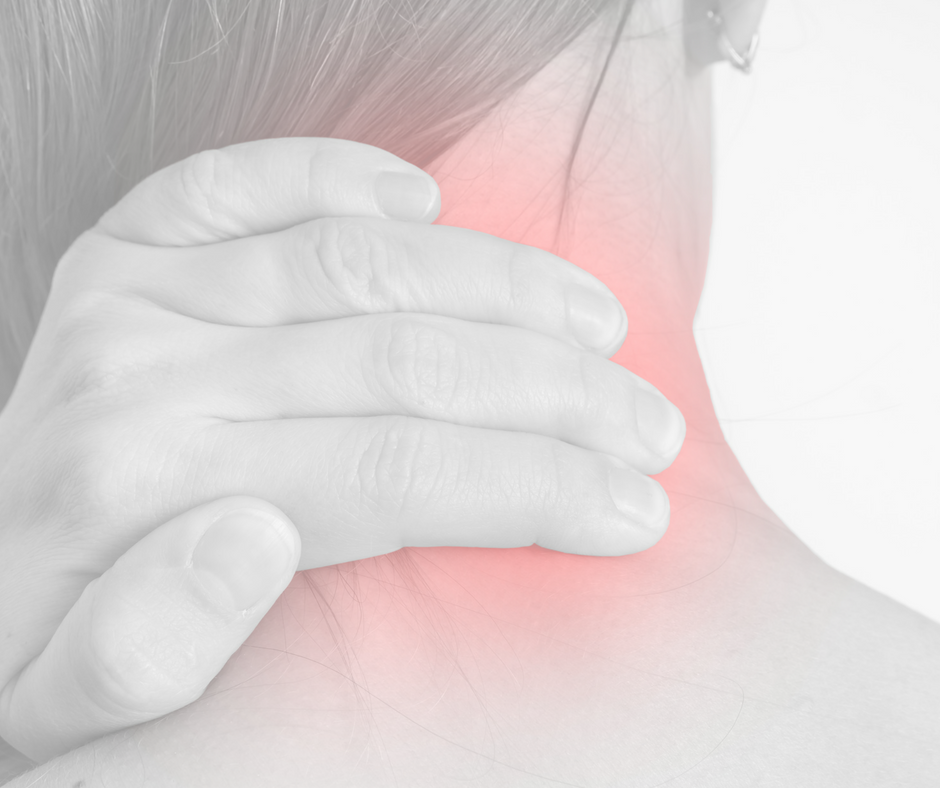 Can Sports Massage help Neck Pain?