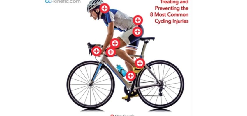 8 Most Common Cycling Injuries